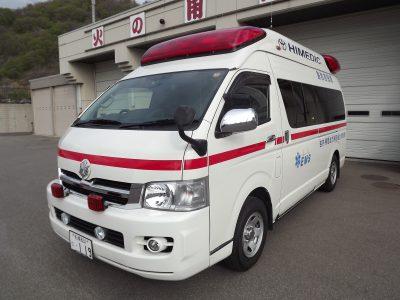 ⅡB救急車