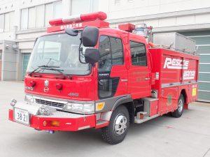 救助工作車1