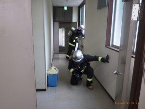 神恵内訓練02